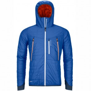 Ortovox Swisswool Piz Boe Jacket Just Blue