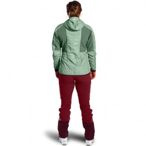 Ortovox Swisswool Piz Boe W Jacket Blush 2
