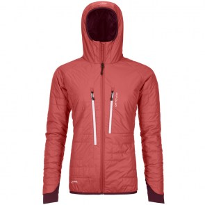 Ortovox Swisswool Piz Boe W Jacket Blush