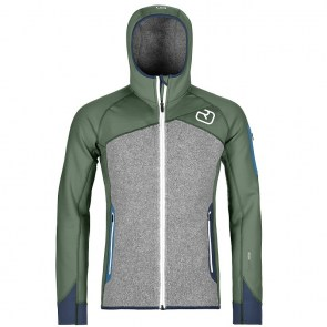 ortovox-fleece-plus-hoody-m-green-forest