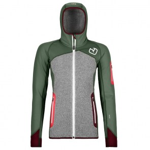ortovox-fleece-plus-hoody-w-green-forest