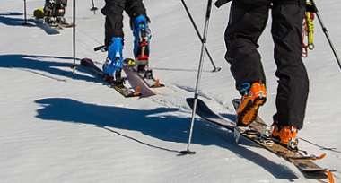 Lyže pro skitouring